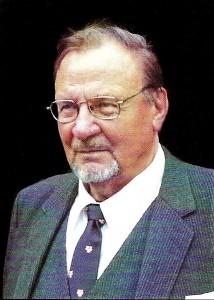 Professori Aimo Seppänen