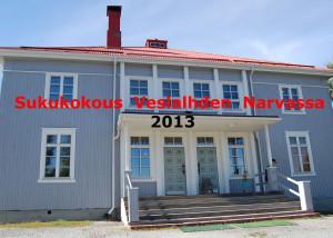 Sukukokous Vesilahden Narvassa 2013