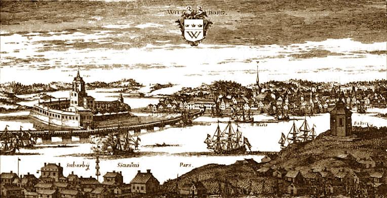 Viipuri 1600-luvulla